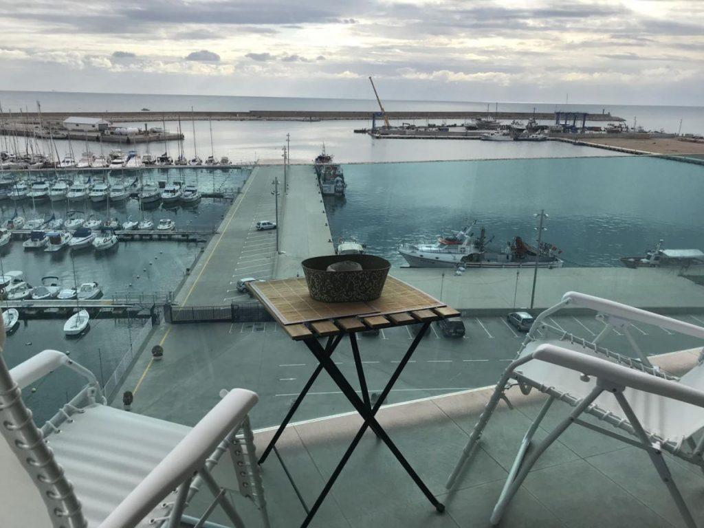 Piso con vista al mar en Vinarós puerto