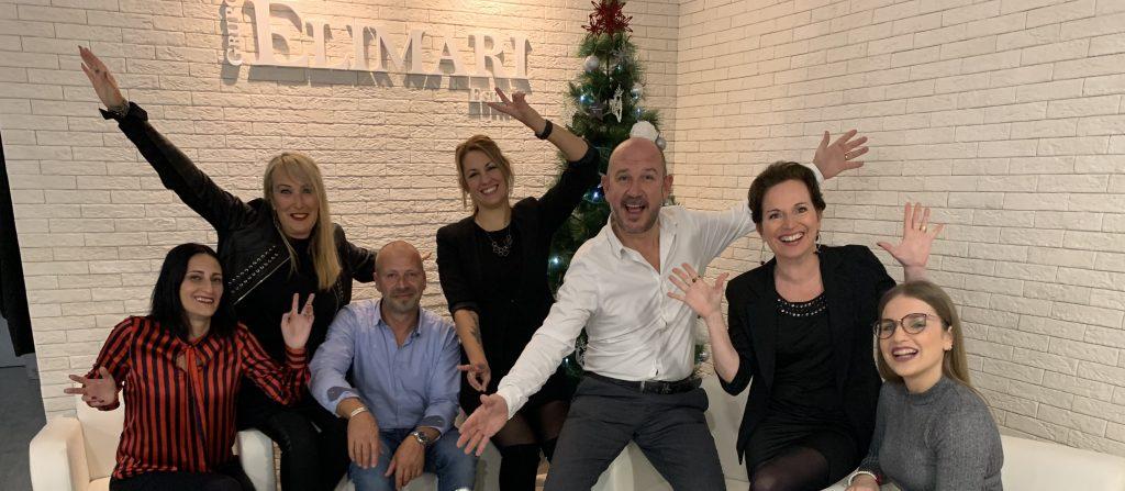 El personal de Grupo Elimari