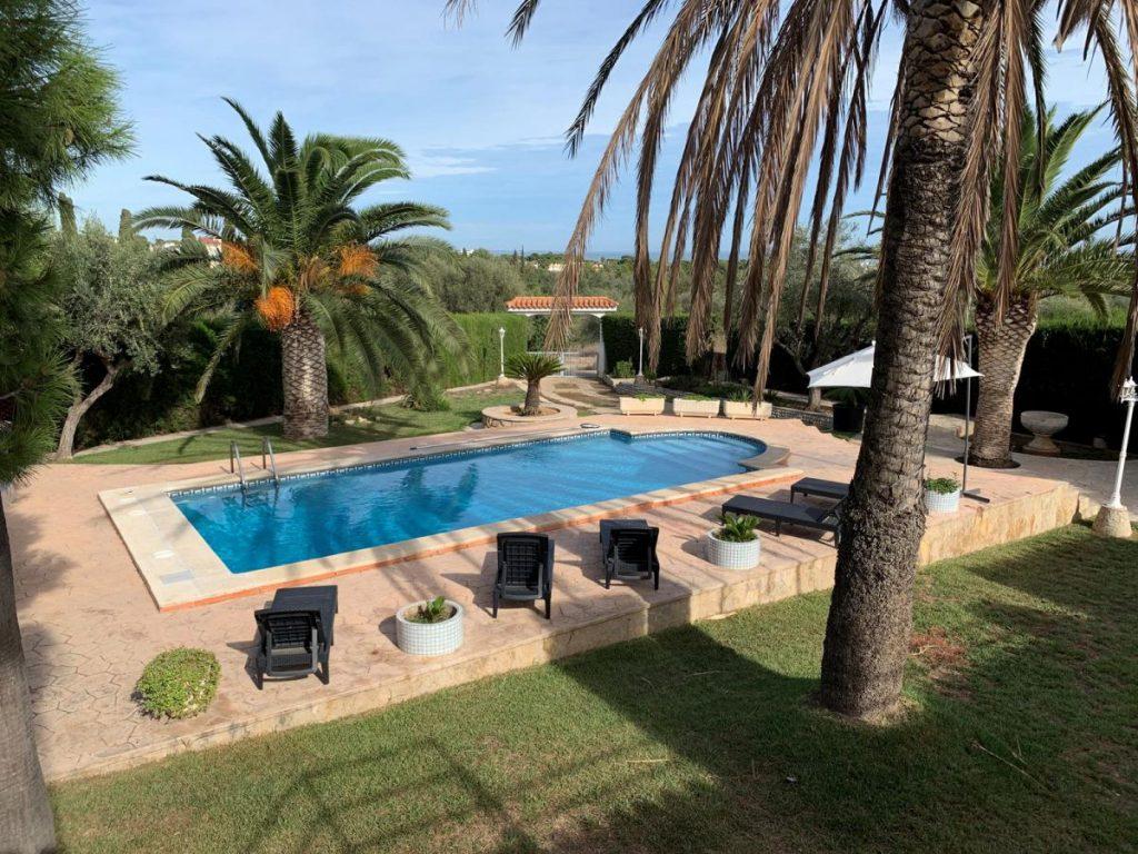 Villa en venta en Alcanar Playa