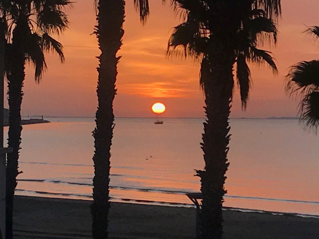 Playa del Garbi Sant Carles de la Ràpita
