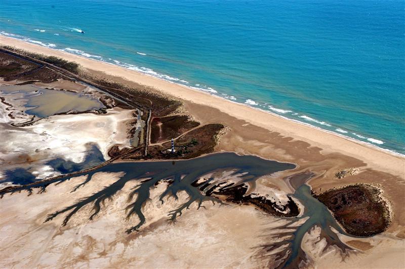 Playa El Trabucador Sant Carles de la Ràpita