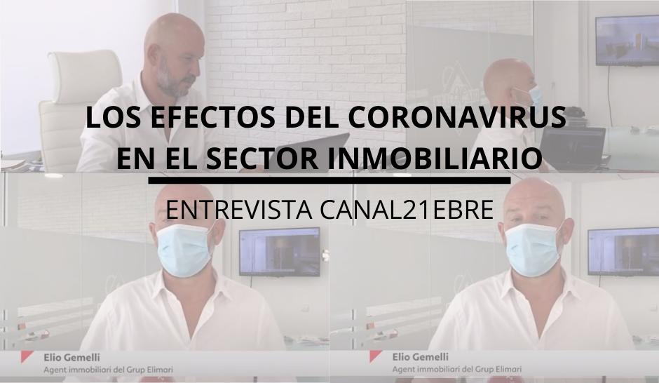Entrevista Canal21 a Grupo Elimari